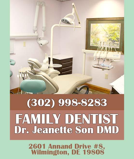 Family Dentist Dr. 손