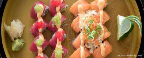 B2 Sushi