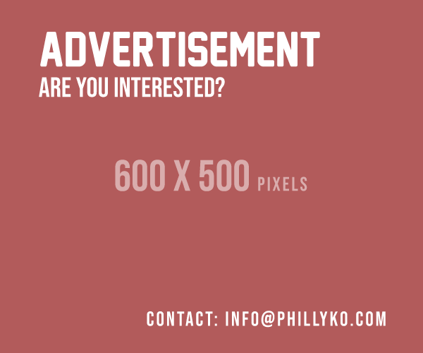 Advertisement banner 600 X 500.
