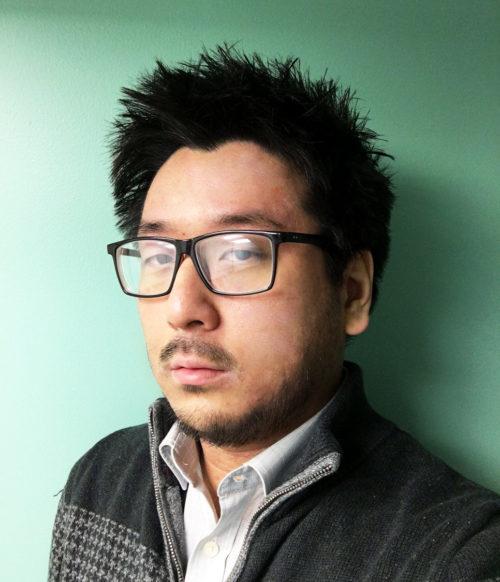 Photo of Joshua Kim