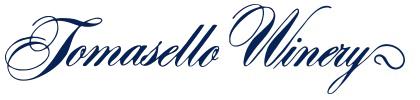 Tomasello winery's logo