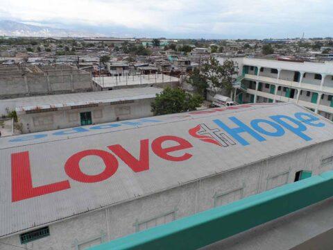 아이티 예수 병원