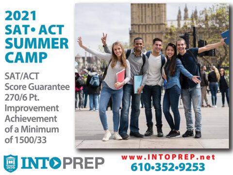 INTOPREP SUMMER CAMP 2021